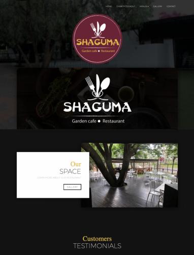 Shaguma Garden Cafe